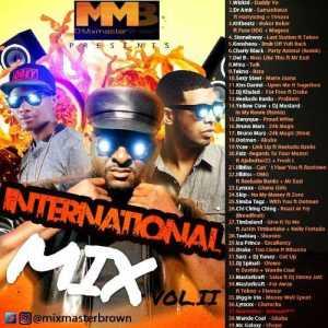 Dj Mixmaster Brown - International Mix Vol. 2